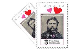 HAL postage stamps